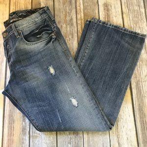 Buffalo King Jeans